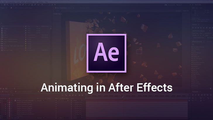Animating in After Effects