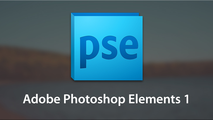 Adobe Photoshop Elements 1