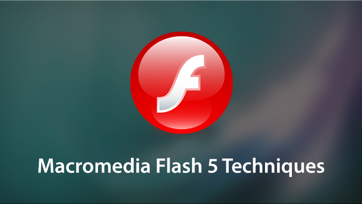 Macromedia Flash 5 Techniques