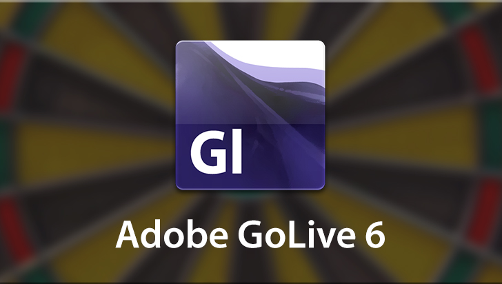 Adobe GoLive 6