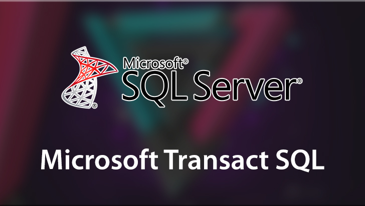 Microsoft Transact SQL