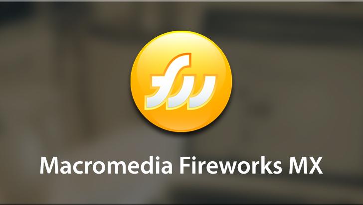 Macromedia Fireworks MX