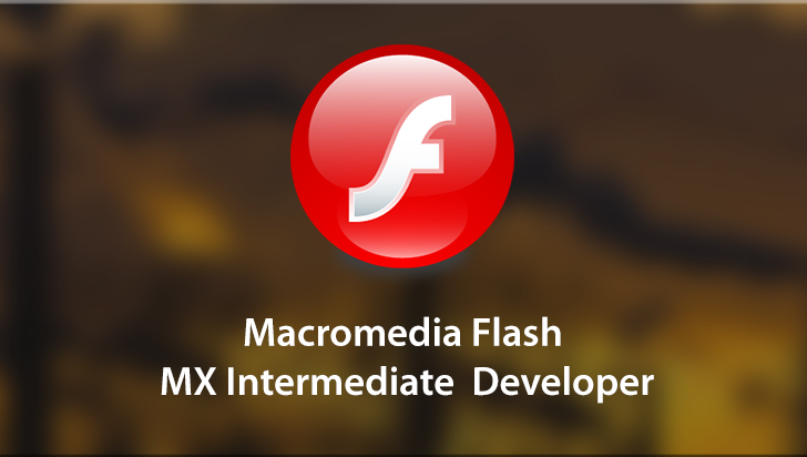 Macromedia Flash MX Intermediate Developer