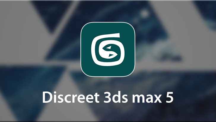 Discreet 3ds max 5