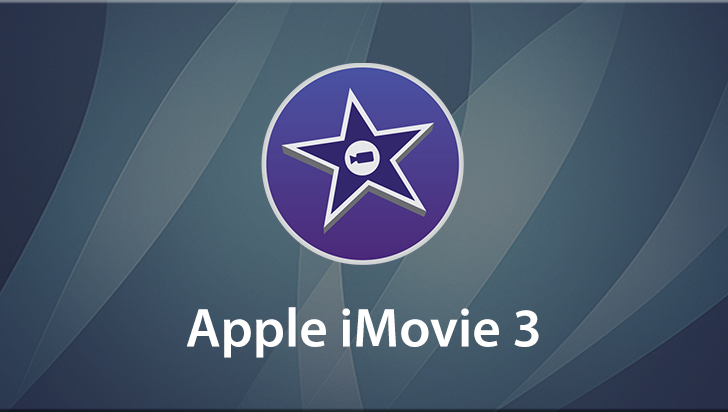 Apple iMovie 3