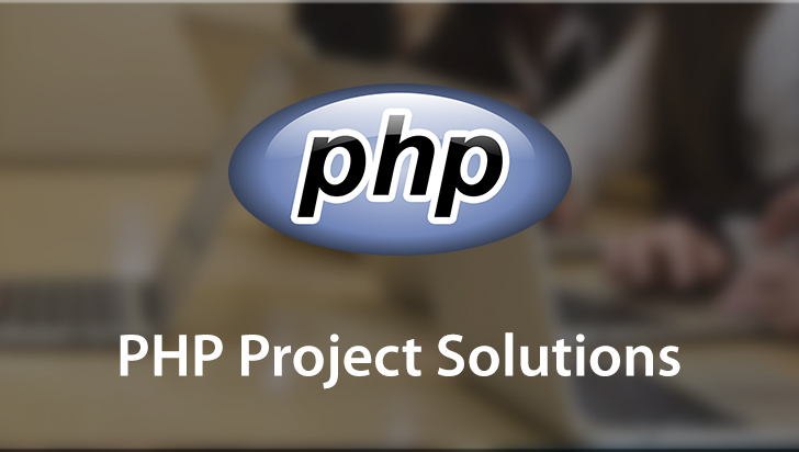 PHP Project Solutions