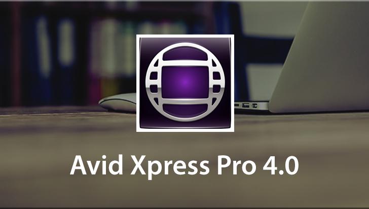 Avid Xpress Pro 4.0