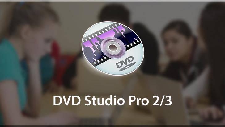 DVD Studio Pro 2/3