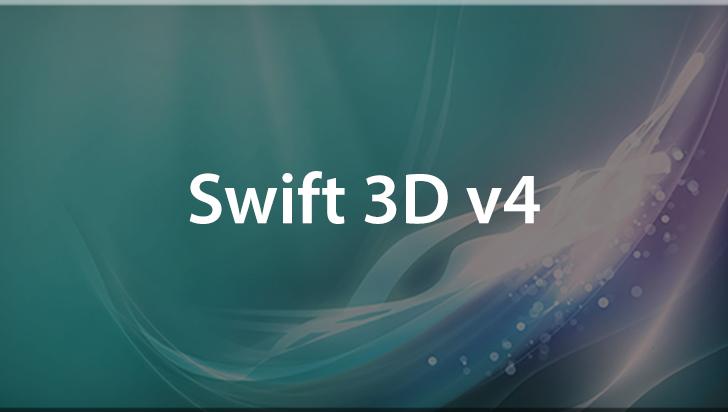 Swift 3D v4