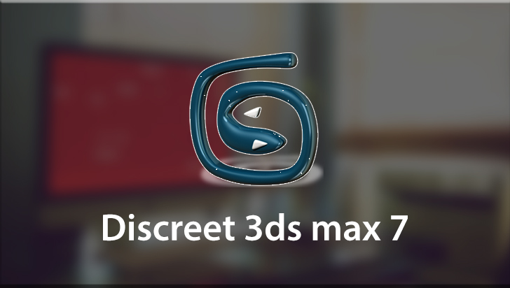 discreet 3ds max 7