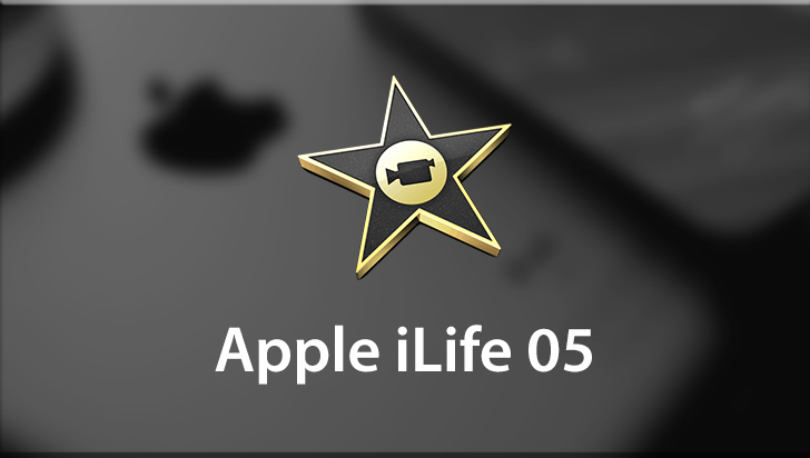 Apple iLife 05