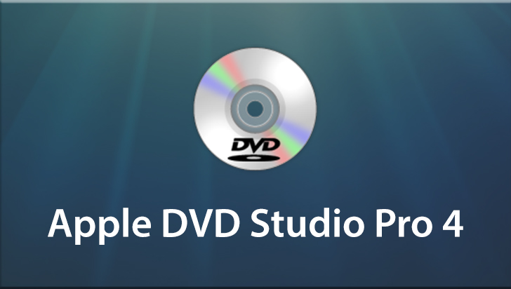 Apple DVD Studio Pro 4