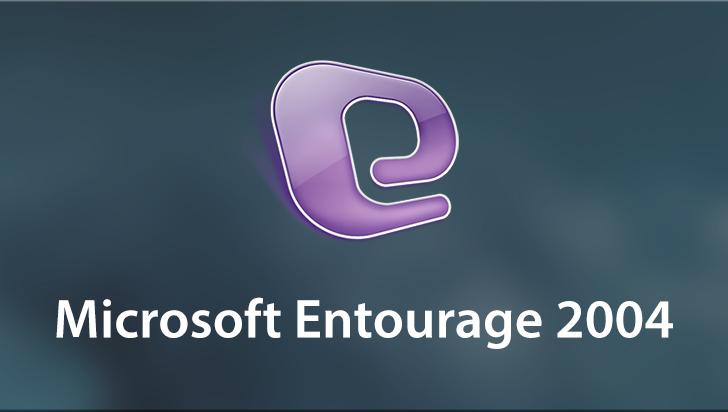Microsoft Entourage 2004