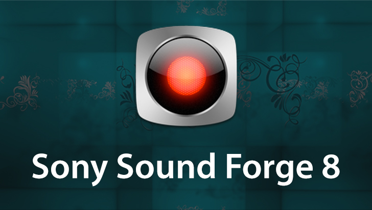 Sony Sound Forge 8