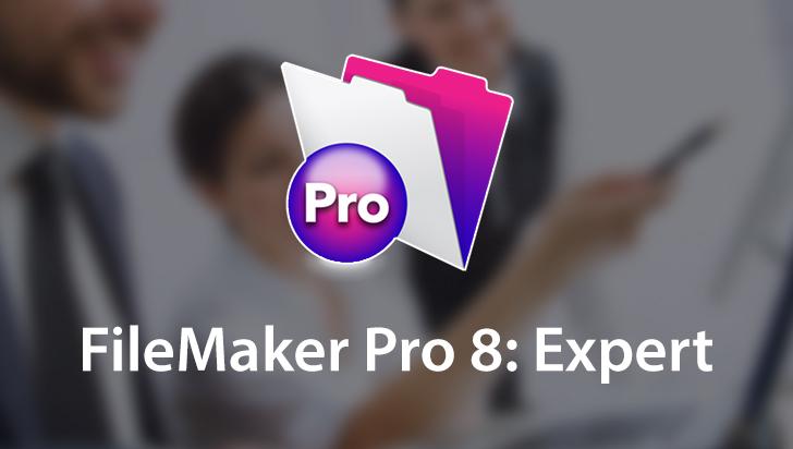 FileMaker Pro 8: Expert