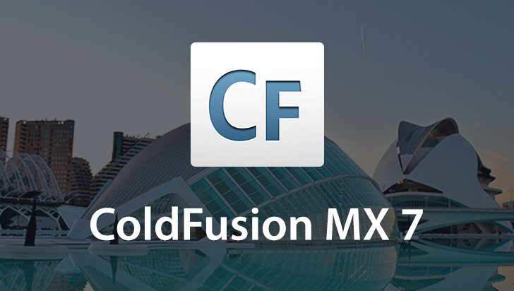 ColdFusion MX 7