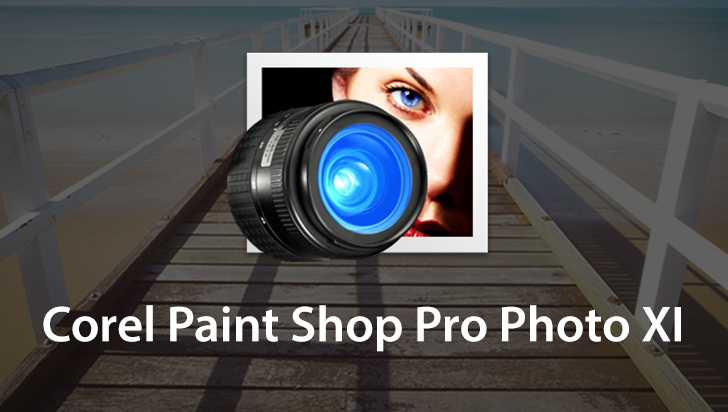 Corel Paint Shop Pro Photo XI