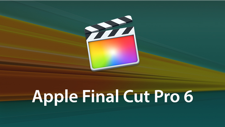 Apple Final Cut Pro 6