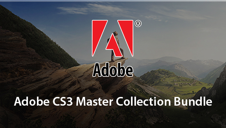 Adobe CS3 Master Collection Bundle