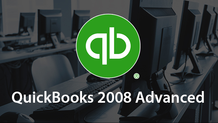 QuickBooks 2008 Advanced
