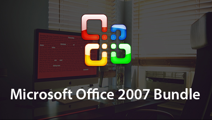 Microsoft Office 2007 Bundle