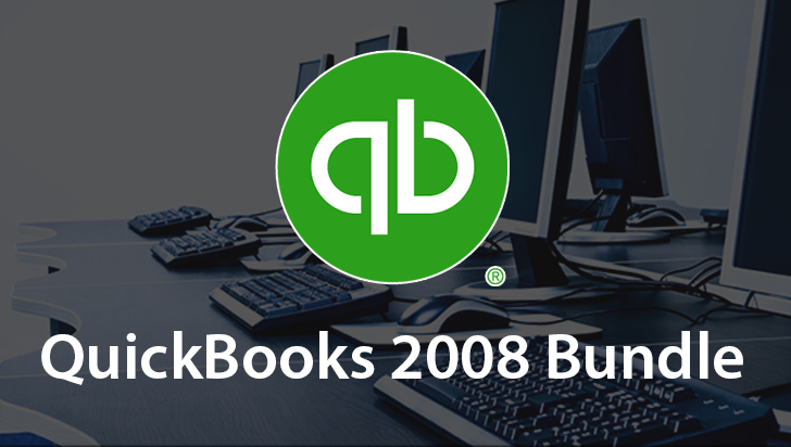 QuickBooks 2008 Bundle