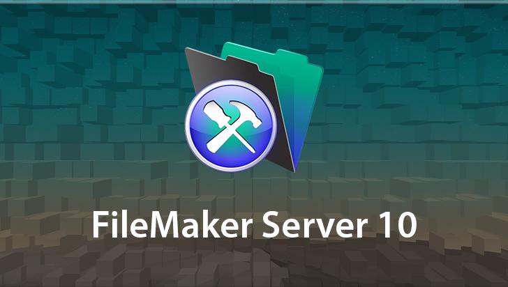 FileMaker Server 10