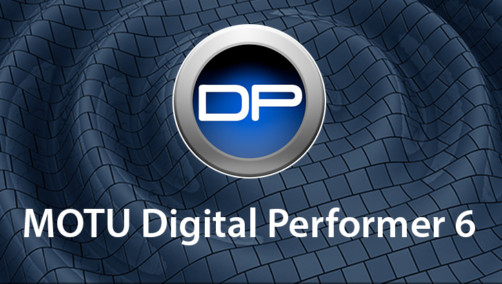 MOTU Digital Performer 6