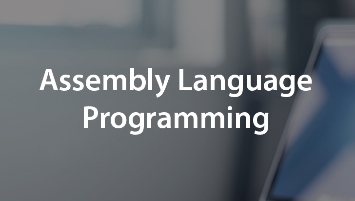 Assembly Language Programming