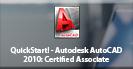 QuickStart! - Autodesk AutoCAD 2010