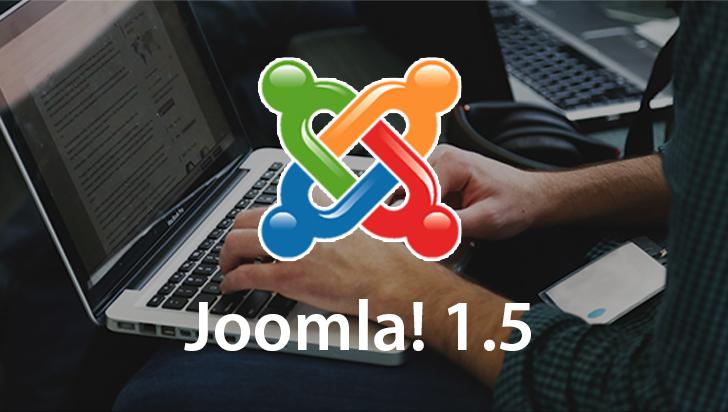 Joomla! 1.5