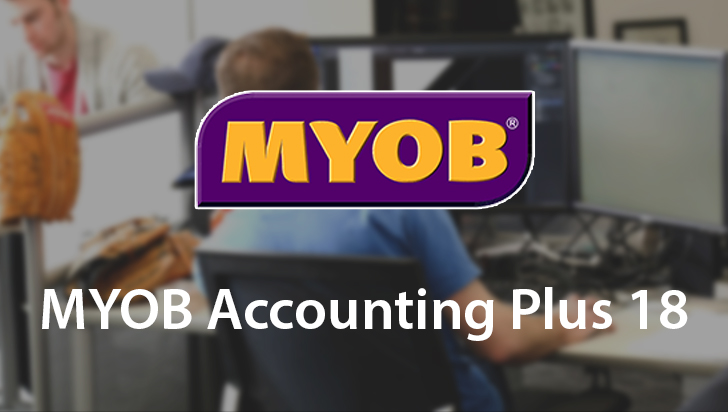 MYOB Accounting Plus 18