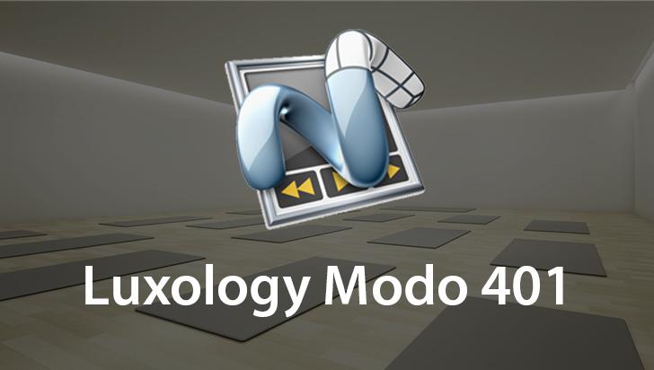 Luxology Modo 401