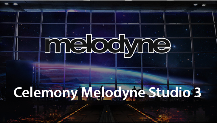 Celemony Melodyne Studio 3