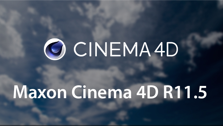 Maxon Cinema 4D R11.5