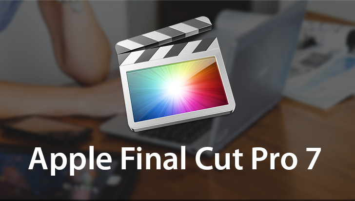 Apple Final Cut Pro 7