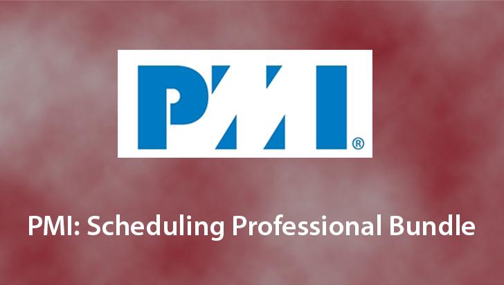 PMI: Scheduling Professional Bundle