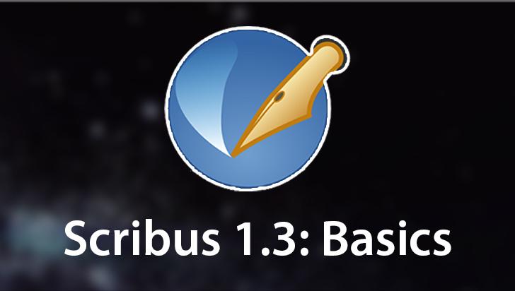 Scribus 1.3: Basics