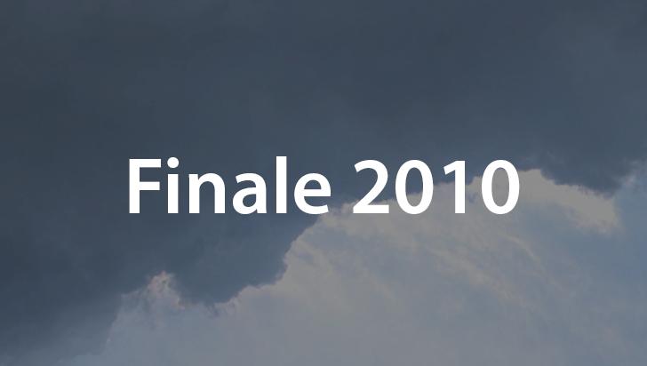 Finale 2010