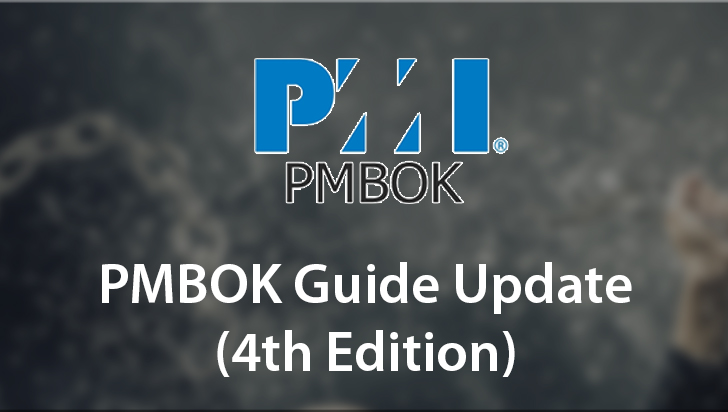 PMBOK Guide Update (4th Edition)