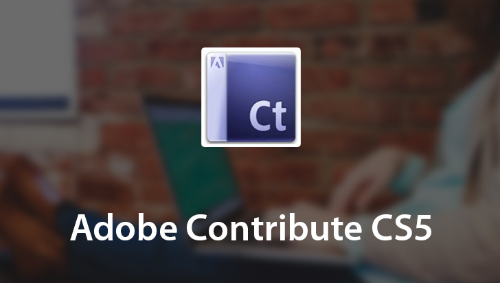 Adobe Contribute CS5