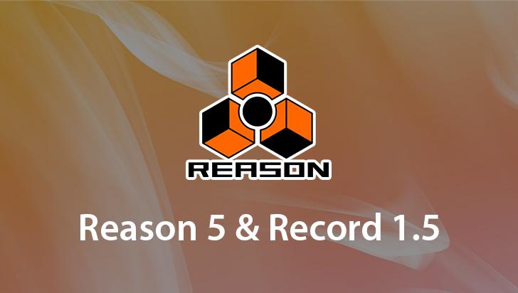 Reason 5 & Record 1.5