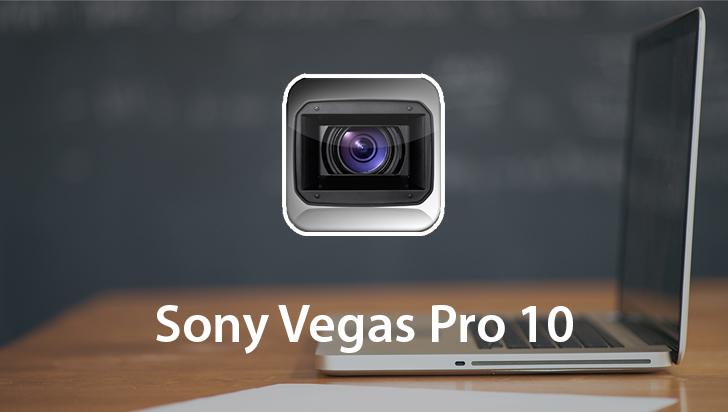 Sony Vegas Pro 10