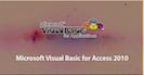 Microsoft Visual Basic for Access 2010