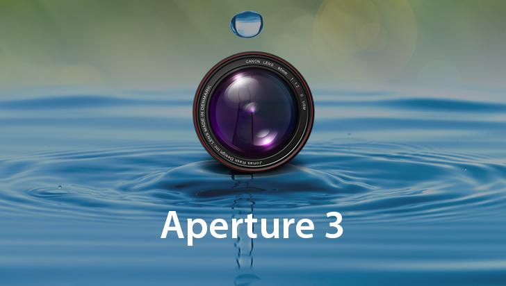 Aperture 3