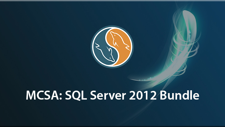 MCSA: SQL Server 2012 Bundle