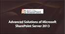 Advanced Solutions of Microsoft SharePoint Server 2013 (Exam 70-332)