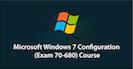 Microsoft Windows 7 Configuration (Exam 70-680)