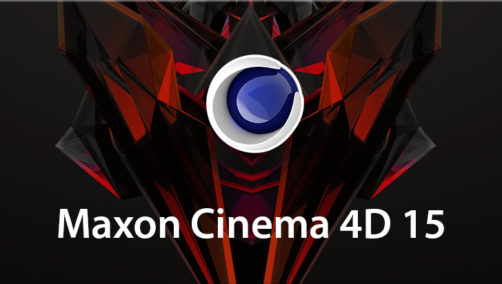 Maxon Cinema 4D 15