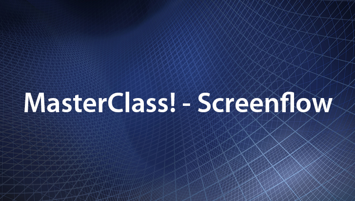 MasterClass! - Screenflow